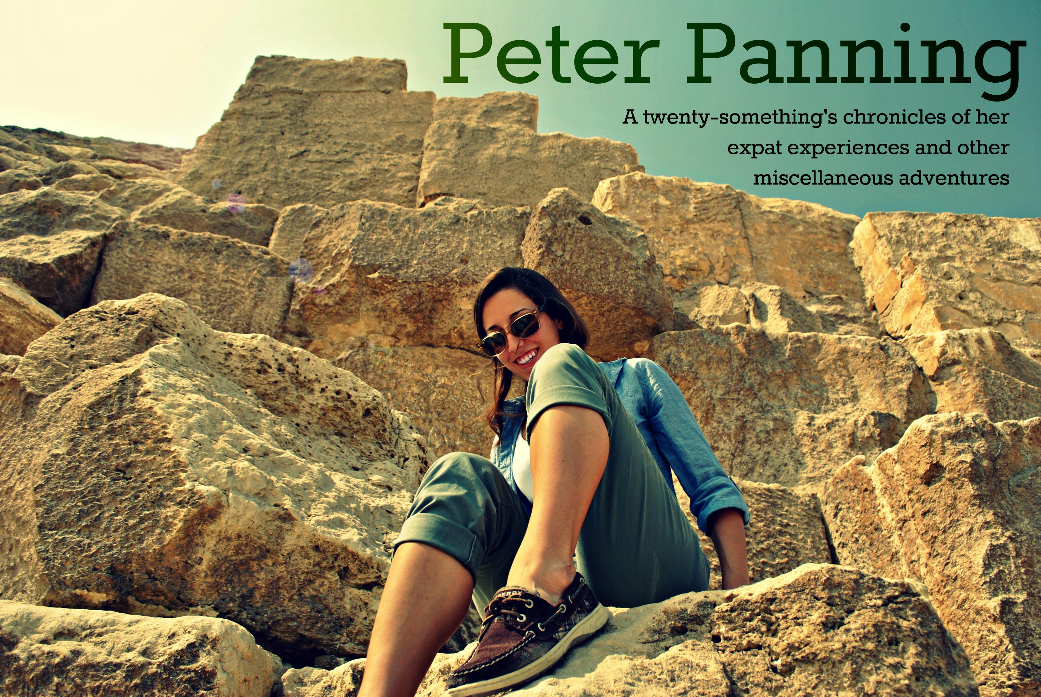 Peter Panning